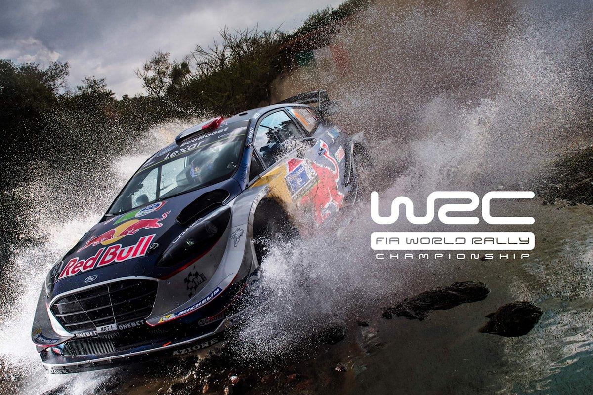 WRC 2020 ©RedBull