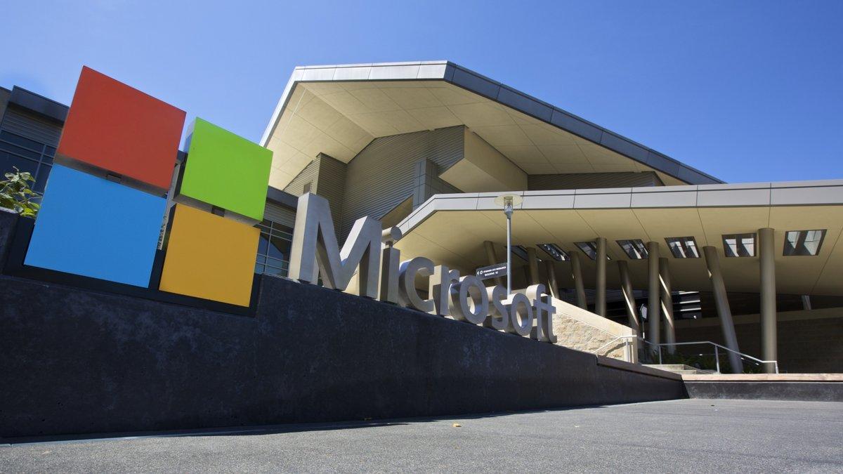 Microsoft campus ©Stephen Brashear / Getty Images