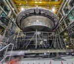 ITER, le projet de réacteur devant maîtriser la fusion de l'hydrogène, célèbre le début de son assemblage