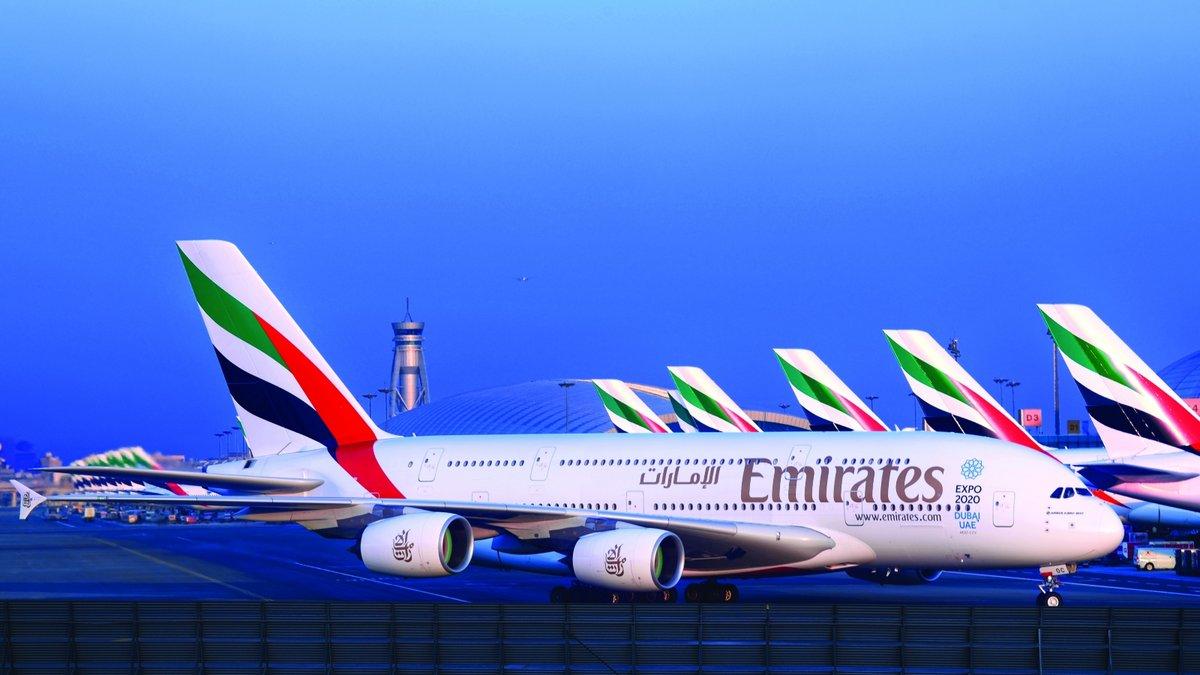 Emirates Boeing 777-300 ER © Emirates