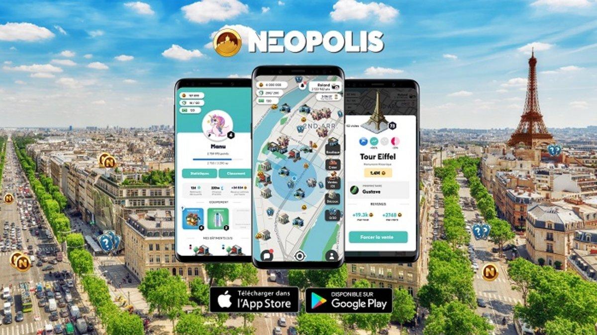 Neopolis couverture © Neopolis