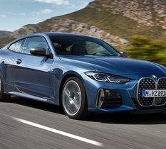 BMW série 4 Coupé : un look agressif et des motorisations hybrides