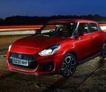 Suzuki propose de nouvelles motorisations hybrides sur les Swift, Vitara et S-Cross