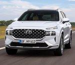Hyundai dévoile les détails du nouveau Santa-Fe et annonce un moteur hybride de 261 chevaux