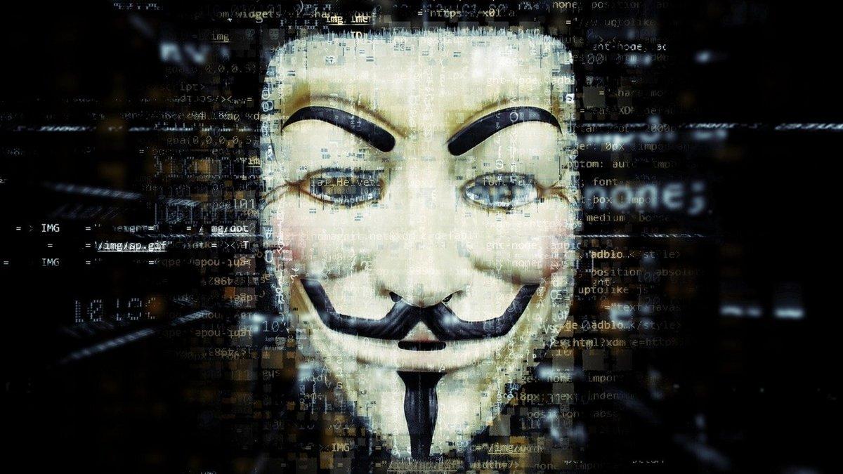 Anonymous © Pixabay / TheDigitalArtist