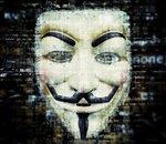 Les Anonymous sont de retour : un de leur membre pirate une base de données du dark web