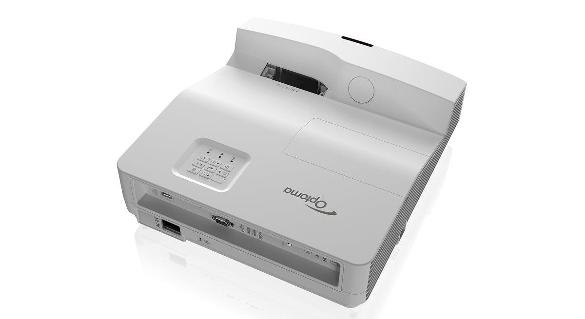 Optoma HD35UST, le design