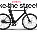 Cowboy 3 : découvrez le nouveau vélo électrique connecté de la start-up belge Cowboy