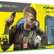 Offre flash : le pack Xbox One X 1 To Edition Limitée Cyberpunk 2077 à prix choc