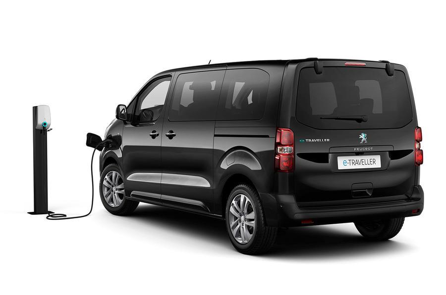 Peugeot e-Traveller © Groupe PSA