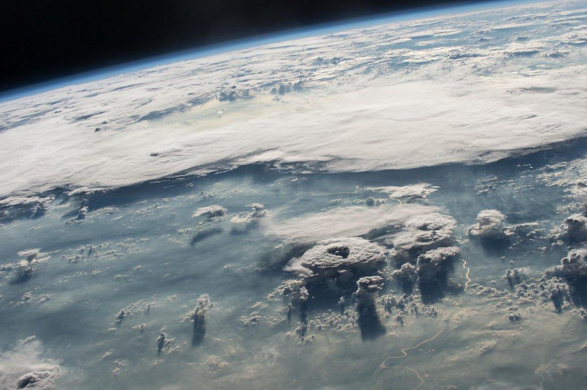 Terre Orbite Basse LEO © NASA
