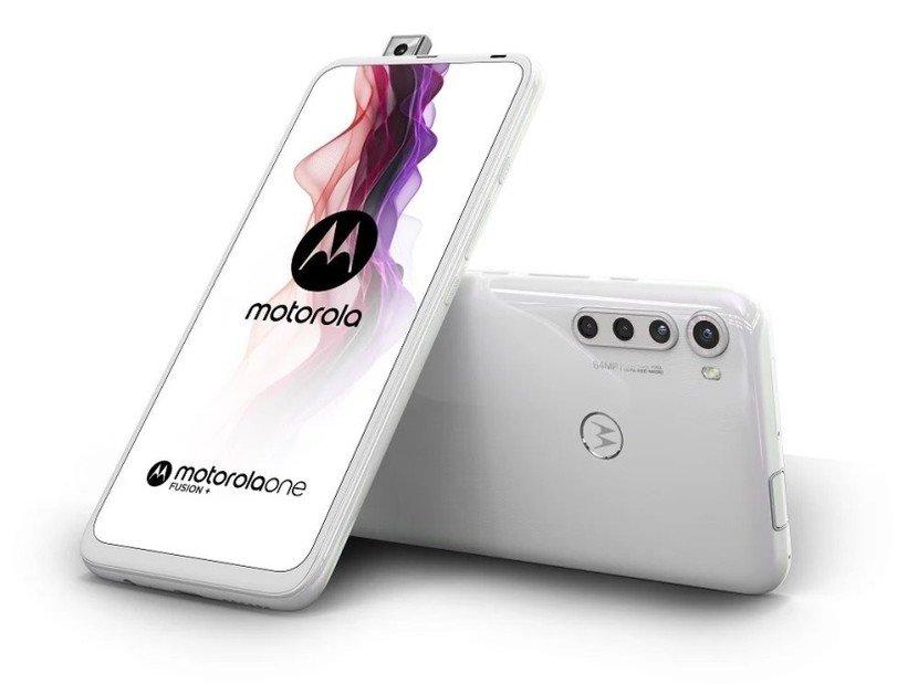 Motorola One Fusion+ © Motorola