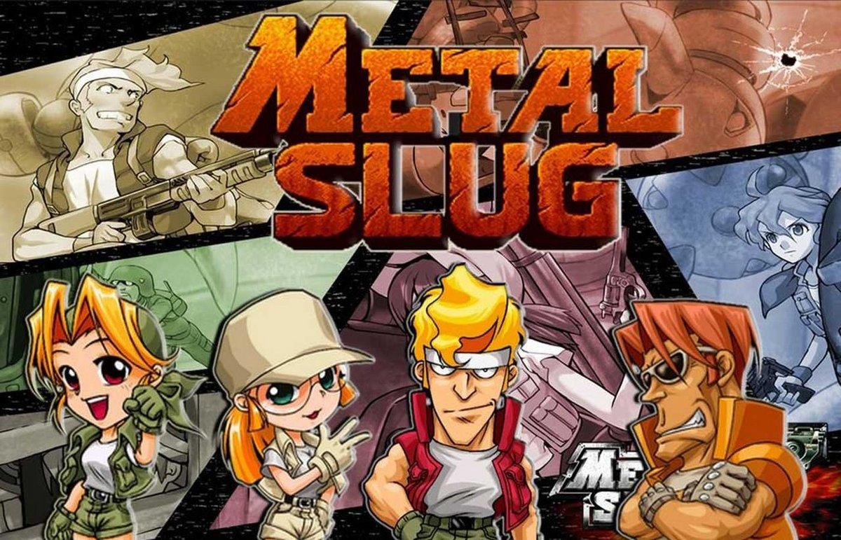 Metal Slug © SNK