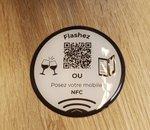 Bars et restaurants : finies les cartes, grâce au dôme intelligent et QR code de cette start-up française