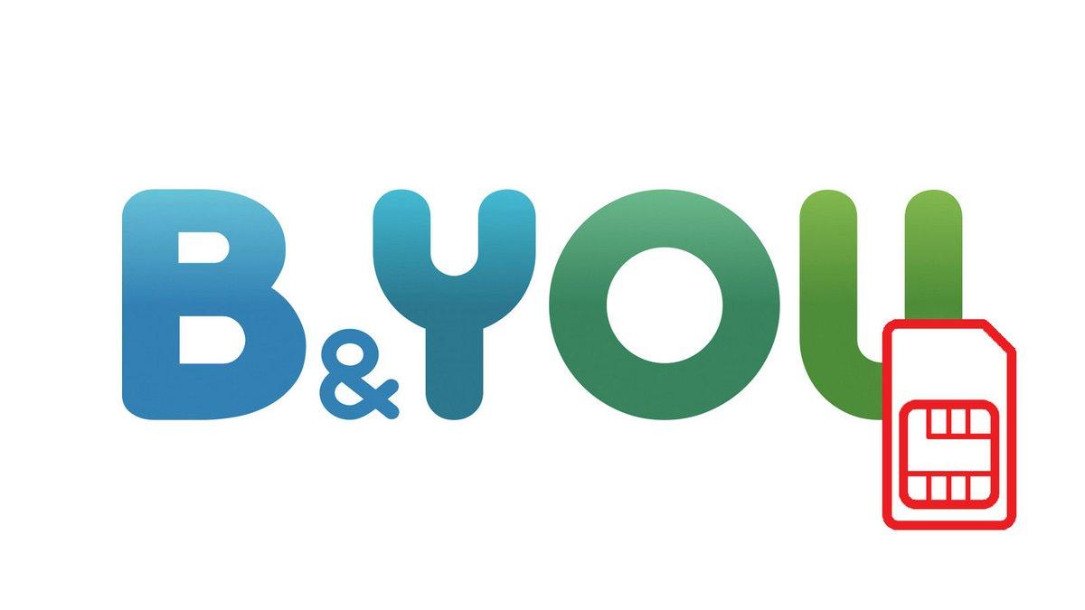 Comment activer sa carte SIM B&You