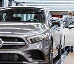 Dieselgate : Mercedes règlera une ardoise de plus de 2 milliards de dollars aux États-Unis