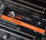 Test Seagate FireCuda 520 : le SSD en mode fusée... et très endurant