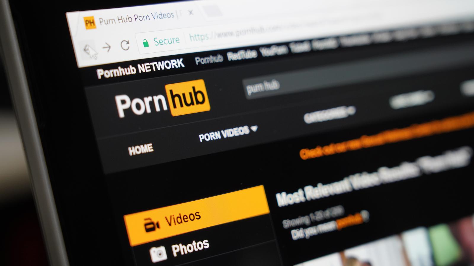 Pornhub retire toutes les vidéos des utilisateurs non vérifiés de ...