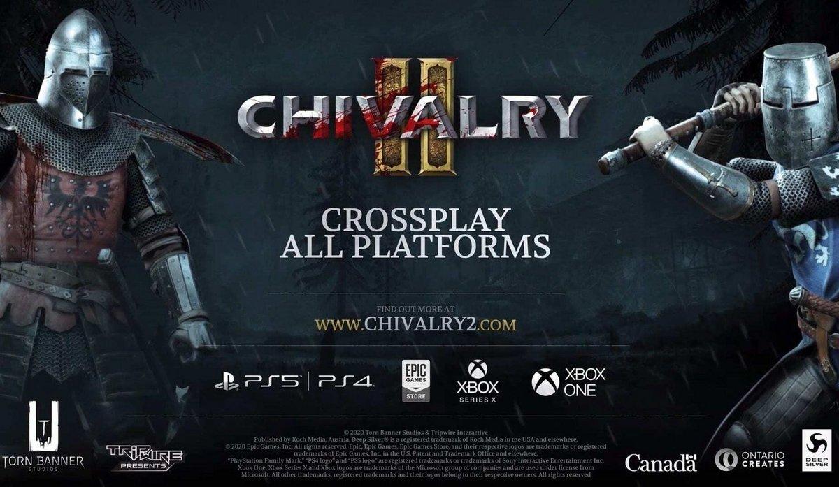 Chivalry 2 © Torn Banner Studios