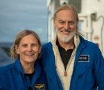 Après avoir touché le ciel, l'astronaute Kathy Sullivan touche le fond des océans
