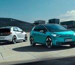 La Volkswagen ID.3 a été le modèle électrique le plus vendu en Europe en octobre