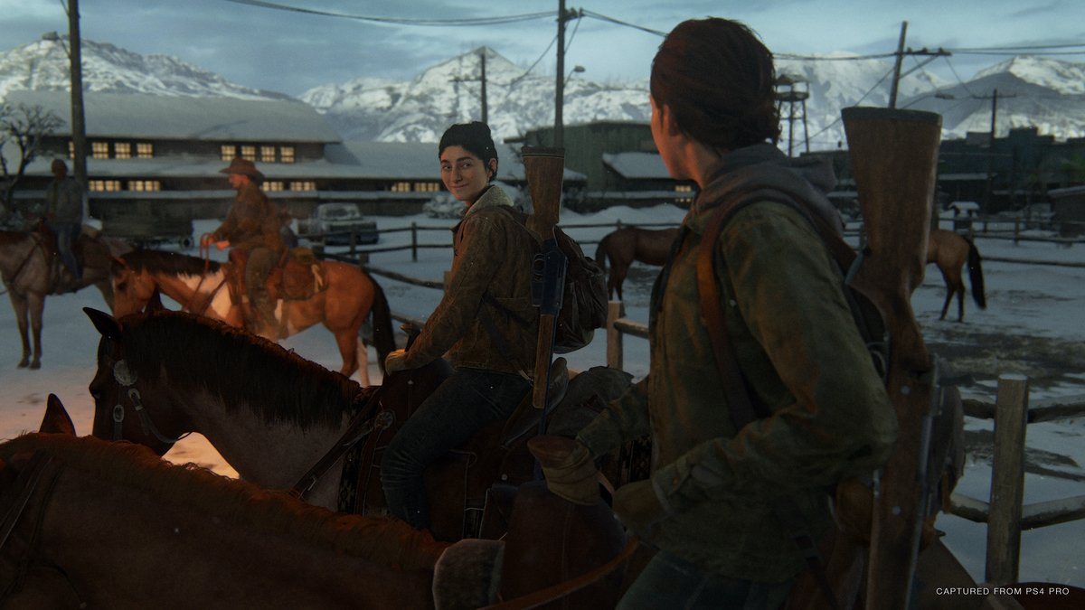The Last of Us Part II test