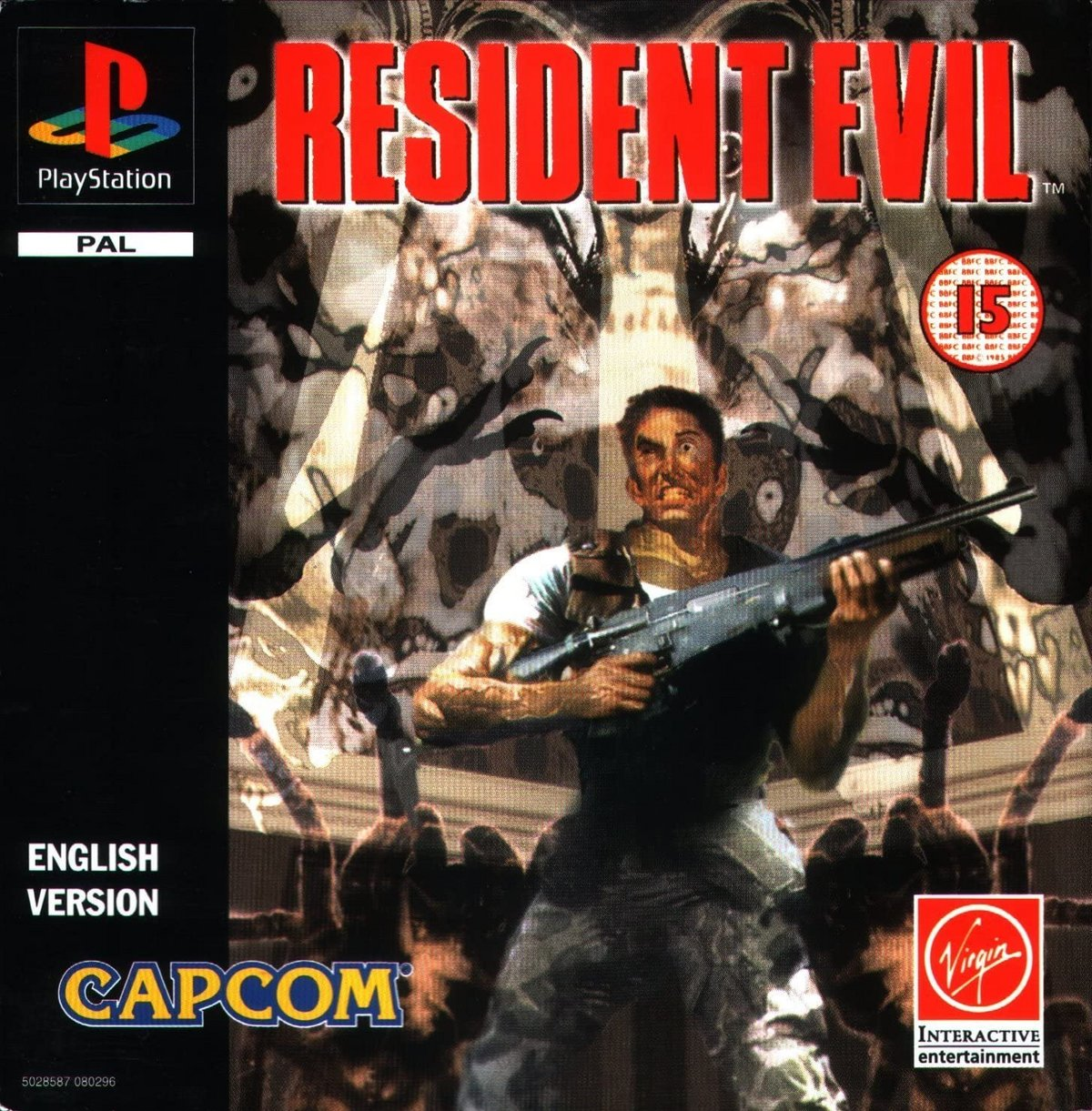 Resident evil © Capcom / Sony