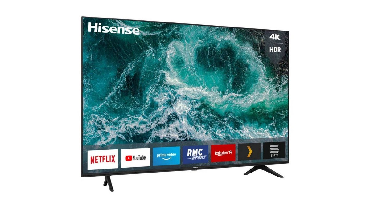 TV Hisense 58A7100F 58 pouces