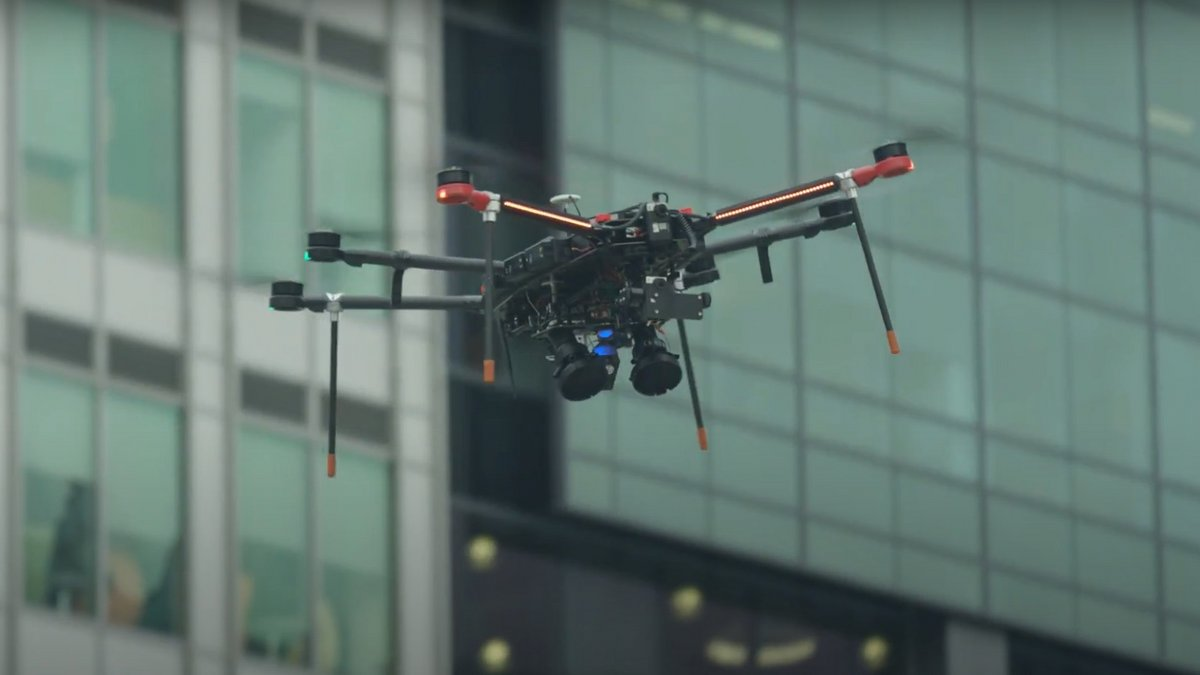 Airspace Systems drone © Airspace Systems