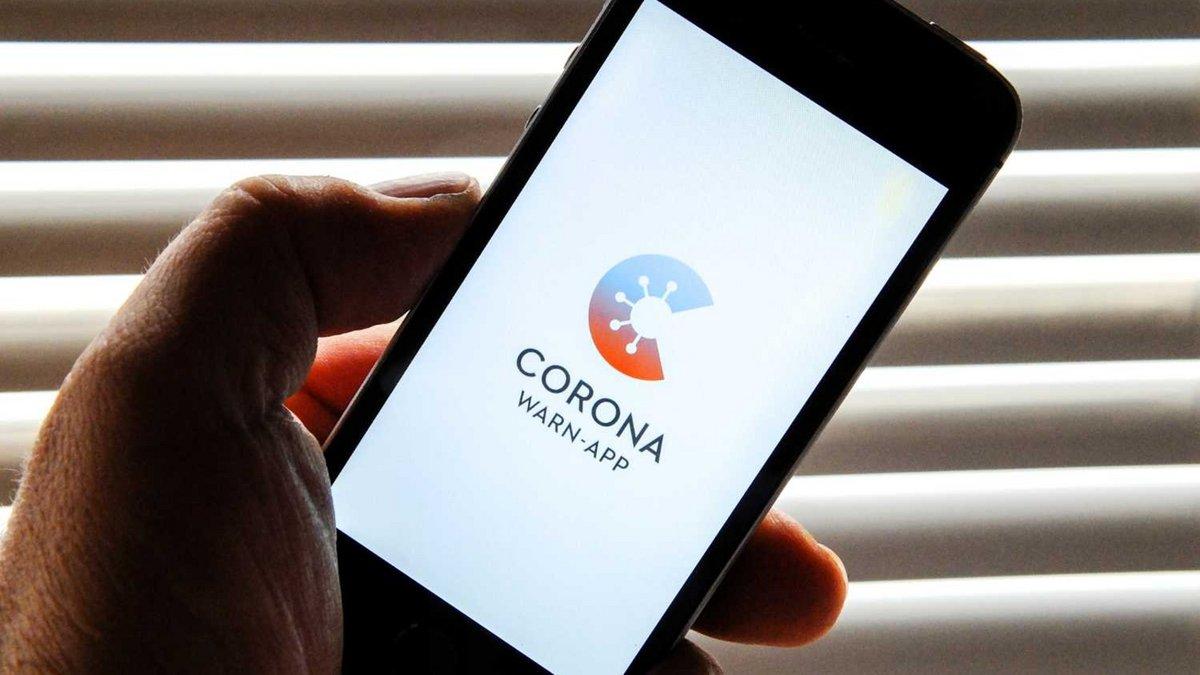 Corona Warn-App © Corona Warn-App