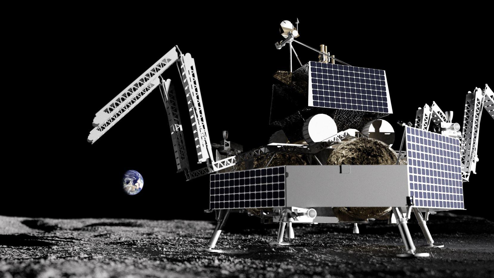 La Lune et toujours la Lune : la NASA commande le voyage de son futur rover VIPER