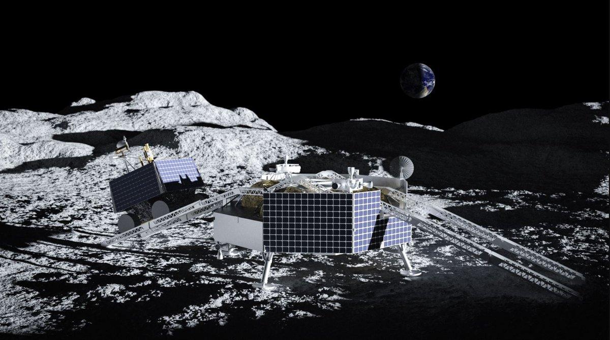 Astrobotic VIPER NASA rover Lune2 © Astrobotic/NASA