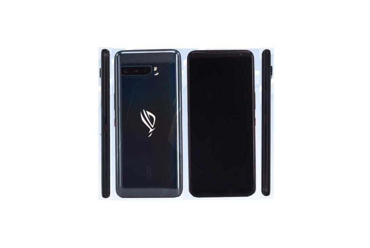 Asus ROG Phone III © TENAA via XDA