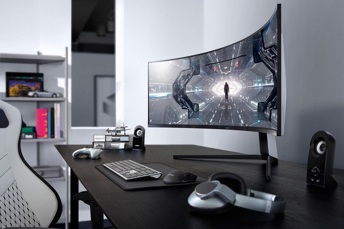 Odyssey G9 © Samsung
