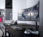 Samsung au summum de l'immersion : l'écran ultra incurvé Odyssey G9 est disponible pour 1500 €