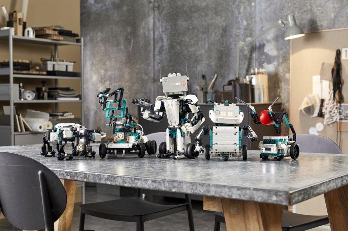 Mindstorms Lego ©© LEGO
