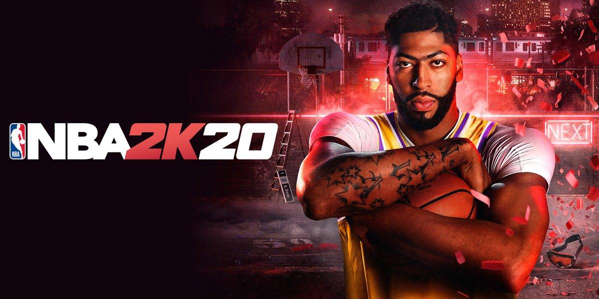 NBA 2k20 © 2K