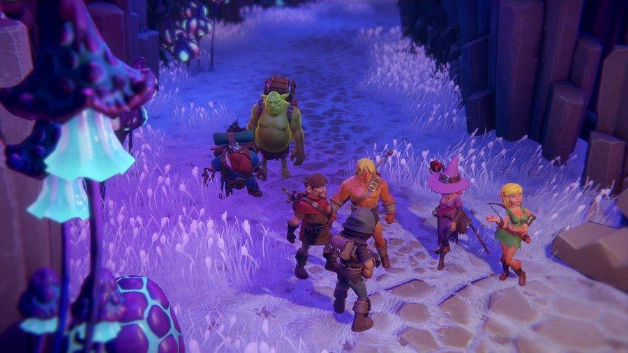 Le Donjon de Naheulbeuk et 20 nouveaux jeux débarquent sur GeForce Now - Clubic