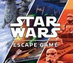 Star Wars s'adapte dans trois scénarios exclusifs de l'escape game Unlock !