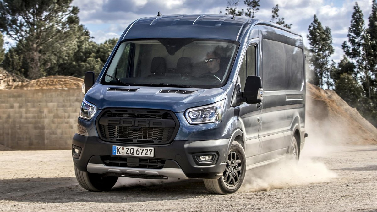 Ford Transit 2020 © Ford