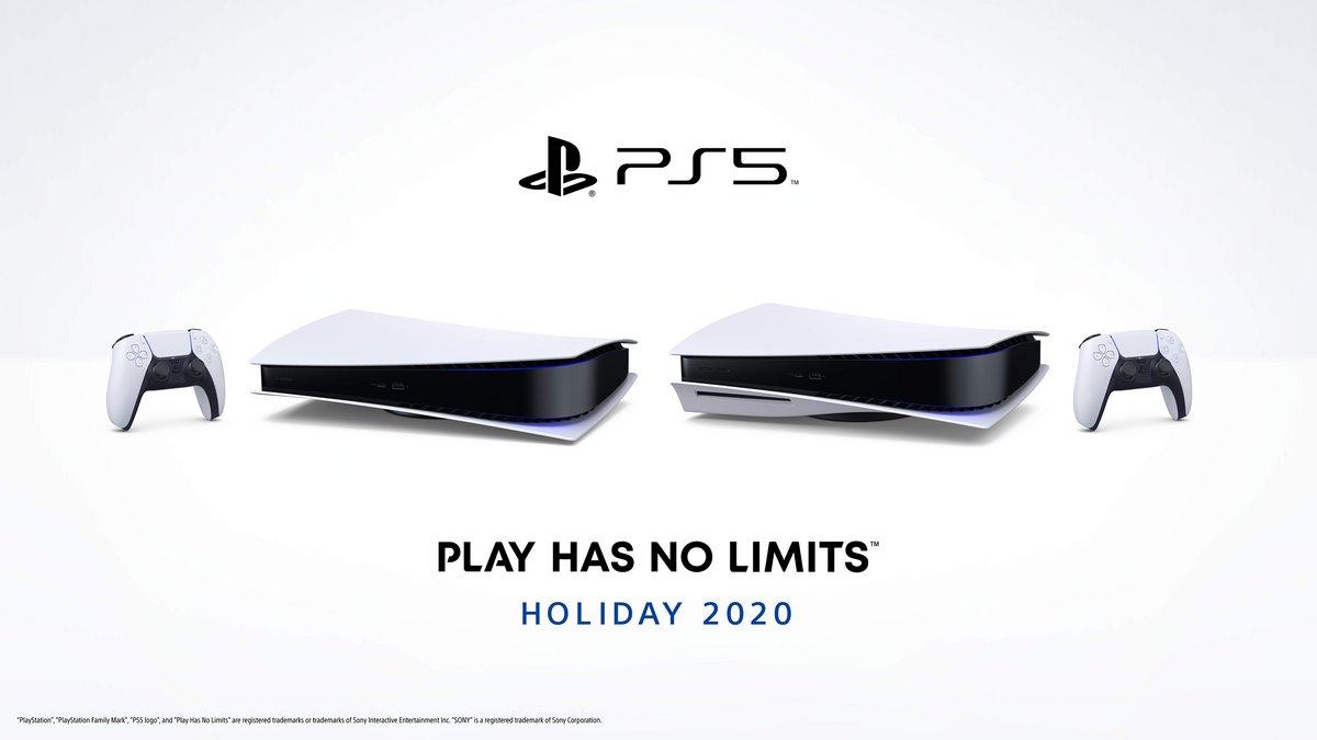 PS5 couchées