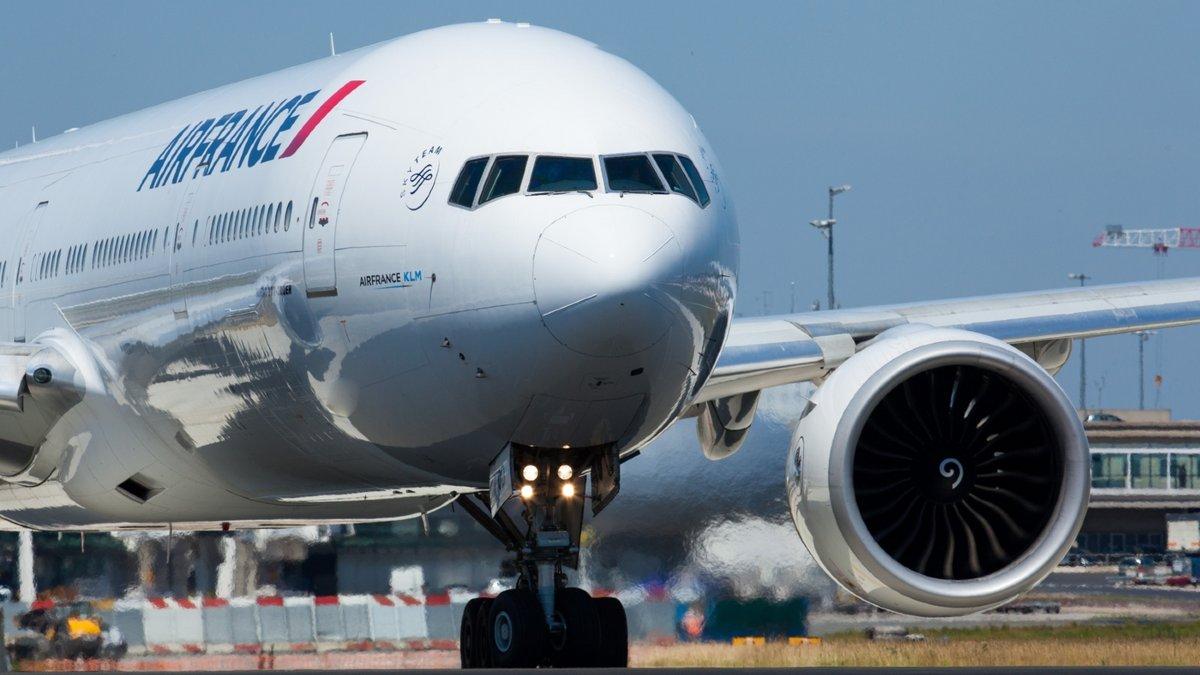 Air France Boeing 777-300 © Air France