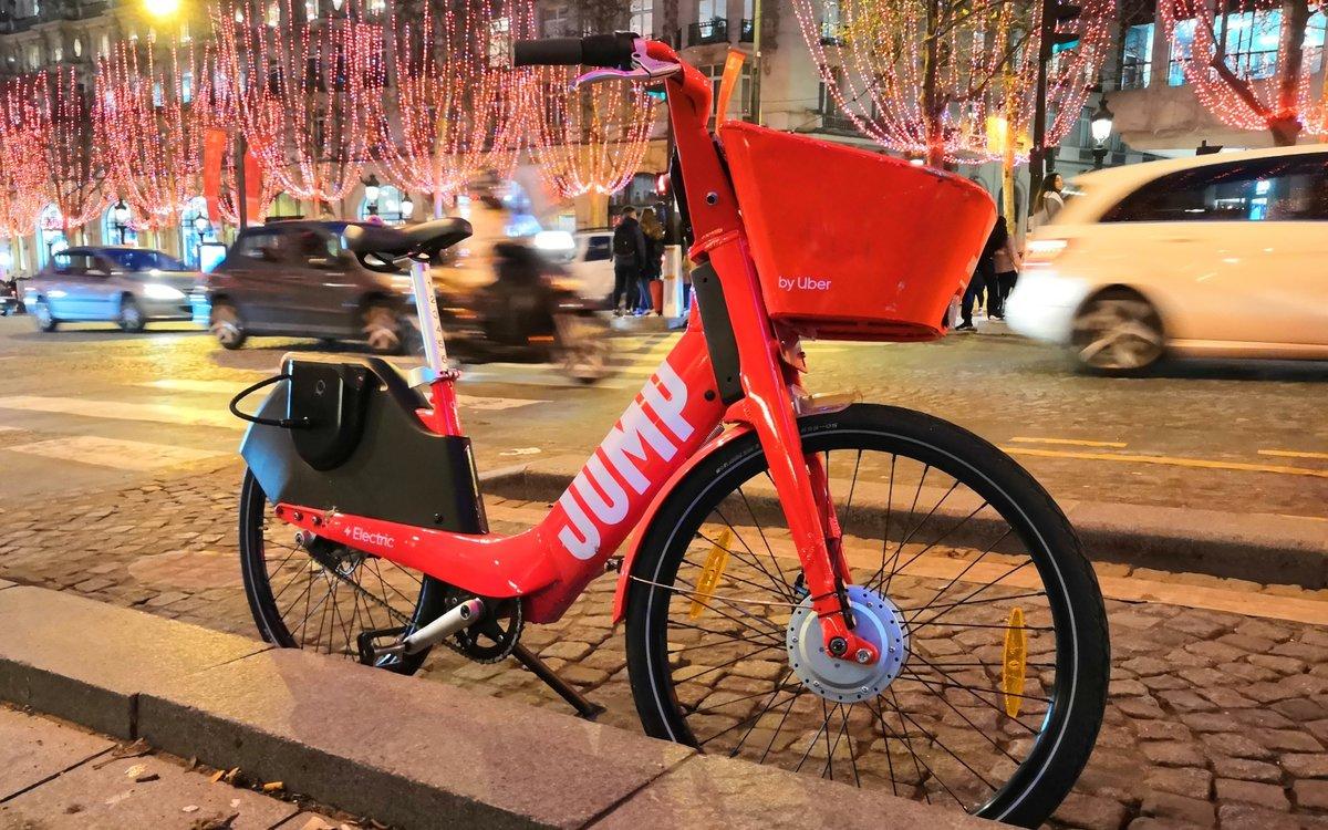 Jump vélo © Alexandre Boero pour Clubic