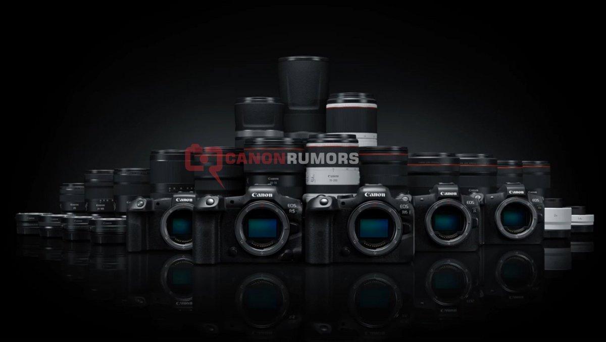 EOS R5 EOS R6 Canon © Canon Rumors