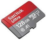 Soldes Amazon : la carte mémoire SanDisk Ultra MicroSHDC 128Go à prix cassé