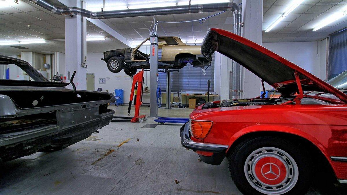 Mercedes eSL Monceau Automobiles ©Monceau Automobiles