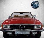 Des anciennes Mercedes converties à l'électrique et commercialisées ? La Belgique l'a fait !