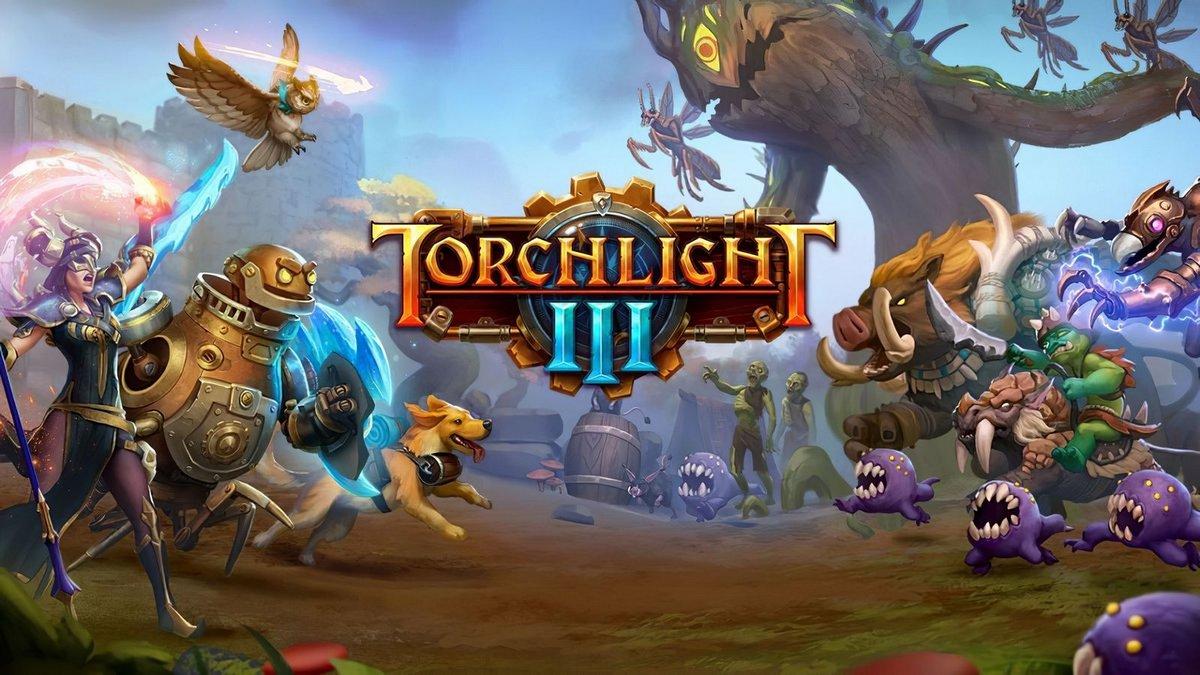 Torchlight III © Perfect World