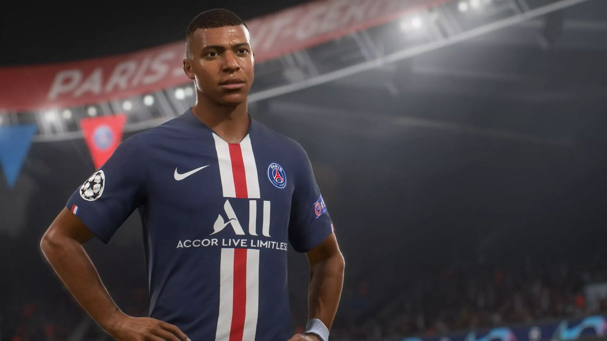 FIFA 21 © Electronic Arts