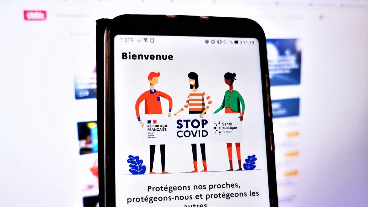 StopCovid logo © Alexandre Boero pour Clubic